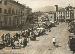 LOCARNO MERCATO  (39) - Piazze Di Mercato