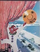 06----NICE--pub Mini Livre De 16 Pages--( Peu Courante )--voir 7 Scans - Tourisme