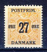 +D2413. Denmark 1918. Michel 90. MNH(**) - 1913-47 (Christian X)