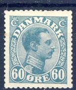 +D2421. Denmark 1921. Michel 127. MNH(**). RUST IN GUM! - Nuovi