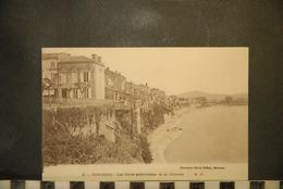 CP, 47, TONNEINS Les Bords Pittoresques De La Garonne. Carte écrite En 1921 - Tonneins