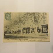 30 - PONT ST ESPRIT  -  Place De La République En 1905 - Pont-Saint-Esprit