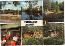 Kääpäsaaren Lomakylä: VW K70  '73 - Savonranta - (Finland) - PKW