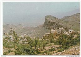 Yemen - A View Of Alshahethi Tribe Village - Yemen