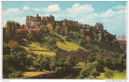 Castello Di Edimburgo - The Castle , Edinburgh - Fortezza - Kastelen