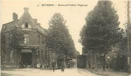 62 BETHUE  N° 312419 - BOULEVARD FREDERIC DE GEORGES - Bethune