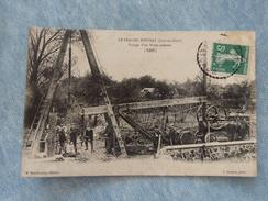 LE PERCHE ÉPUISAY - FORAGE D'UN PUITS ARTESIEN 1906 - 41 - France