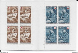 CARNET CROIX-ROUGE - RED CROSS - 1969 - Carnets