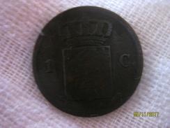 Netherland: 1 Cent 1826 - 1815-1840 : Willem I