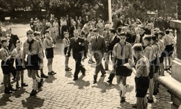 Postcard / ROYALTY / Belgique / Prince Albert / Prins Albert / Marchin / 1952 - Marchin
