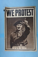 We Protest (Propagande) - 5. Guerres Mondiales