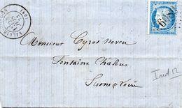 G.C. 6089 VILLE MORGON - 1849-1876: Klassik