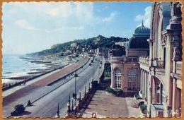 76 / LE HAVRE - Boulevard Albert Ier - La Hève Vue Du Casino (années 40 ?) - Le Havre