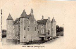 59 CHATEAU DE STEENE PAR BERGUES - Bergues