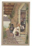 18027 -  Femme Et Enfant Pour La Vieillesse Et La Jeunesse - Femmes