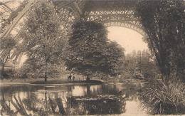 ***  75  **** PARIS  Jardins De La Tour Eiffel TTBE - France