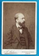 PHOTO..HENRI BRISSON..1835/1912...PHOTOGRAPHE Fd MULNIER...C2392 - Persone Identificate