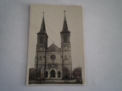 Luxembourg // Dudelange // Carte Photo // L'Eglise // Used 1937 - Dudelange