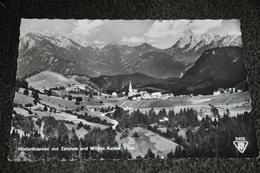 1526- Hinterthiersee Mit Zahmen, Tirol - Non Classificati