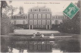 02  Environs De Laon  Vorges  Villa De Campeau - Altri Comuni
