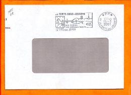 SEINE ET MARNE, La Ferté Sous Jouarre, Flamme SCOTEM N° 9175, Port Payé - Poststempel (Briefe)