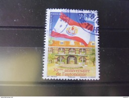 POLYNESIE FRANCAISE TIMBRE OBLITERE 1274 - Polynésie Française
