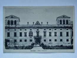 SERIATE Via Ambiveri Bergamo Vecchia Cartolina - Bergamo