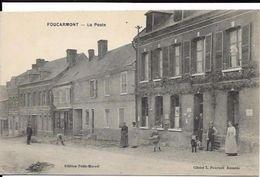 FOUCARMONT, La Poste - France