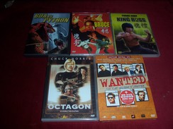 PROMO  DVD    REF  404 °°  °°°  LE LOT DE 5 DVD  POUR 20  EUROS °°° - DVDs