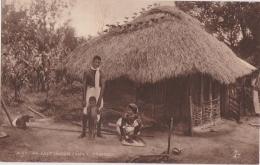 Bk - Cpa TRINIDAD - An East Indian Family - Trinidad