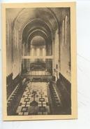 Dourgne : Abbaye Saint Scholastique - L'église Vue Prise Du Coeur Des Moniales (n°8 Cp Vierge) - Dourgne