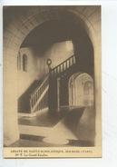 Dourgne : Abbaye Saint Scholastique - Le Grand Ecalier (n°7 Cp Vierge) - Dourgne