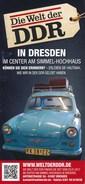 Dresden 2017 Die Welt Der DDR Trabant - Saxe