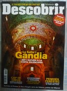 DESCOBRIR CATALUNYA.  Nº 123 - LA SAFOR I GANDIA - Libros, Revistas, Cómics