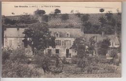 41 - LES GROUËTS - La Place Et Le Coteau - Café - Altri Comuni