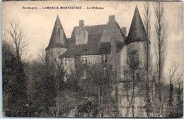 24 - LAMONZIE- MONASTRUC --  Le Château - France