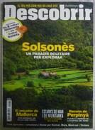 DESCOBRIR CATALUNYA.  Nº 125 - SOLSONÈS - Libros, Revistas, Cómics