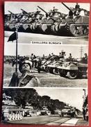 1956 CAVALLERIA BLINDATA / ARTIGLIERIA CORAZZATA - Reggimenti