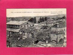 55 Meuse, La Grande Guerre 1914-17, Bombardement De Verdun, Vue Prise De L'Evéché, 1917,  (Baudinière) - Guerra 1914-18