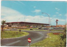 083 ROMA FIUMICINO AEROPORTO INTERCONTINENTALE LEONARDO DA VINCI 1961 - Fiumicino