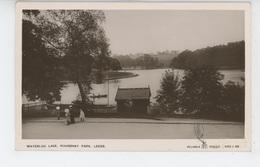 ROYAUME UNI - ENGLAND - LEEDS - Waterloo Lake, Roundhay Park - Leeds