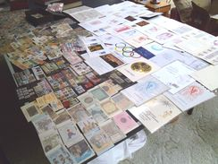 France Huge Stamp Sorter 1000s,S/Books,album, Loose,philatelic Document,Red Cross/Anti TB Booklets - France