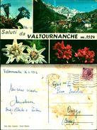 7446a)cartolina Saluti Da Valtournanche Ed.escl.capurso - Altre Città