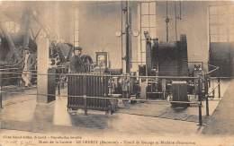 53 - MAYENNE / 53844 - Le Genest - Treuil De Fonçage - France