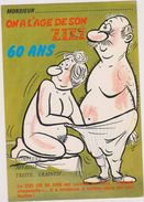 FEMME,HOMME, EROTIQUE,HUMOUR ET REALITE,L'AMOUR APRES 60 ANS - Humour