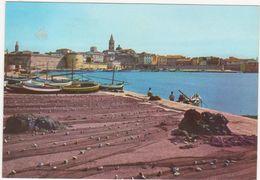 107  SARDEGNA PITTORESCA IL PORTO DI ALGHERO SASSARI 1961 - Sassari
