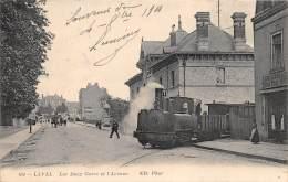53 - MAYENNE / Laval - 531012 - Les Deux Gares - Beau Plan Tramway - Laval