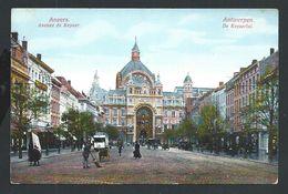 +++ CPA - ANTWERPEN - ANVERS - Avenue De Keyser - Tram  // - Antwerpen