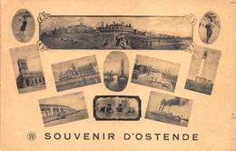 Oostende Ostende    Souvenir D'Ostende          I 1507 - Oostende