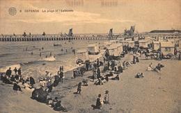 Oostende Ostende  La Plage Et L'estacade   Strand En Staketsel          I 1509 - Oostende
